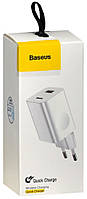 Baseus Charging Quick Charger White (CCALL-BX02)