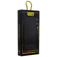 Power Bank Yosonda A10 20000MA black