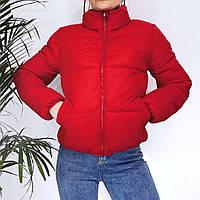 Куртка женская демисезонная. Цвет: чёрный, красный, белый, мокко, лайм, оранж