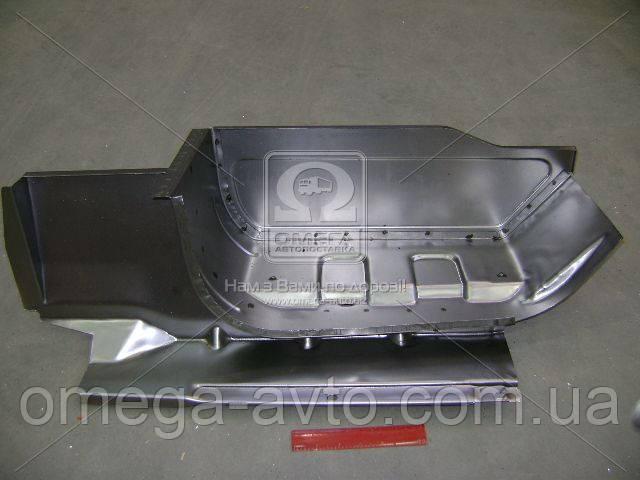 Підніжка ГАЗ права (ГАЗ) 2705-8405012