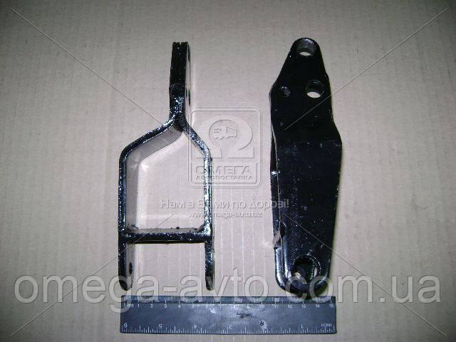 Кронштейн кріплення насоса вакуум. ГАЗ 3308 нижн. (ГАЗ) 33081-3548064