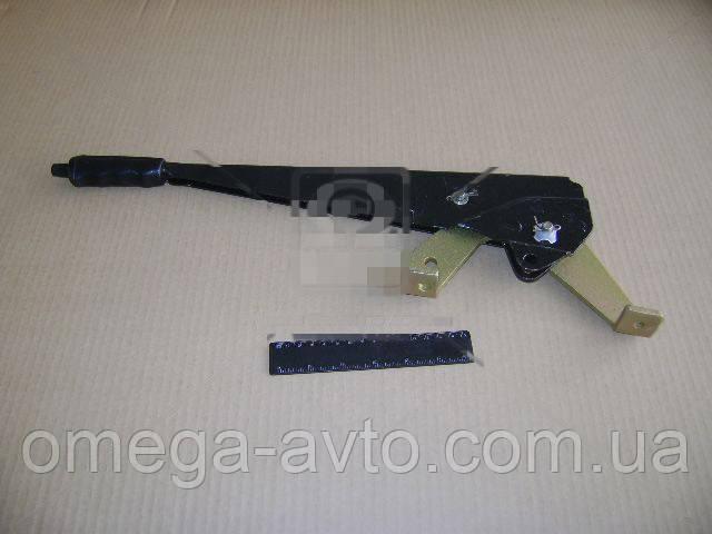 Рычаг тормозной стояночный ГАЗ 2217, 2752 в сборе (ГАЗ) 2217-3508015