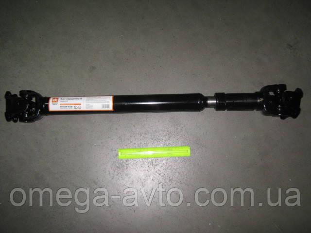 Вал карданний УАЗ 452 Lmin=682 задній (Дорожня карта) 3741-2201010