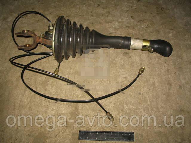 Рычаг переключения передач с трубками (Беларусь) 64221-1703410-01