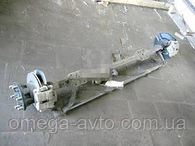Ось передняя ГАЗ, ГАЗЕЛЬ (подвеска) в сборе (ГАЗ) 3302-3000012