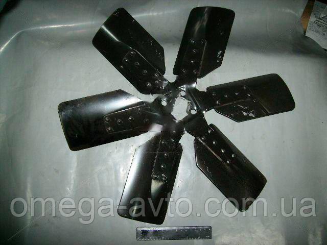 Вентилятор системы охлаждения ЗИЛ в сборе (пр-во АМО ЗИЛ г. Москва) 130-1308010-06