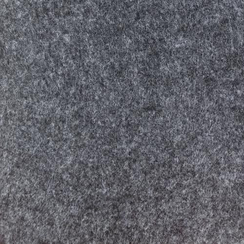Фетр жесткий 2 мм, 33x25 см, ТЕМНО-СЕРЫЙ МЕЛАНЖ