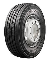 Грузовые шины Bridgestone R297 22.5 315 M (Грузовая резина 315 70 22.5, Грузовые автошины r22.5 315 70)