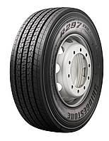 Грузовые шины Bridgestone R297 22.5 315 M (Грузовая резина 315 80 22.5, Грузовые автошины r22.5 315 80)