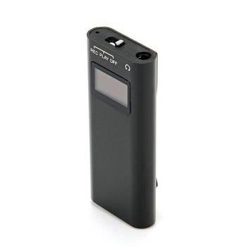 Міні диктофон JNN Q25 Чорний (100320)