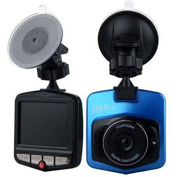 Автомобільний відеореєстратор SJcam HD 720P Синій (100310)