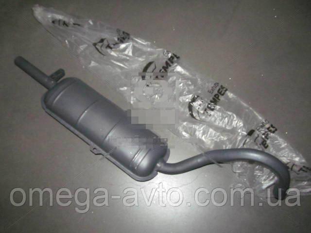 Глушитель ВАЗ 2101-2107 сварной (Tempest) 2101-1201005