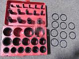Набор уплотнительных колец черные 38 2 шт (диам. 2, 8-47, 7 мм) (Rider) RD11382ZK, фото 2