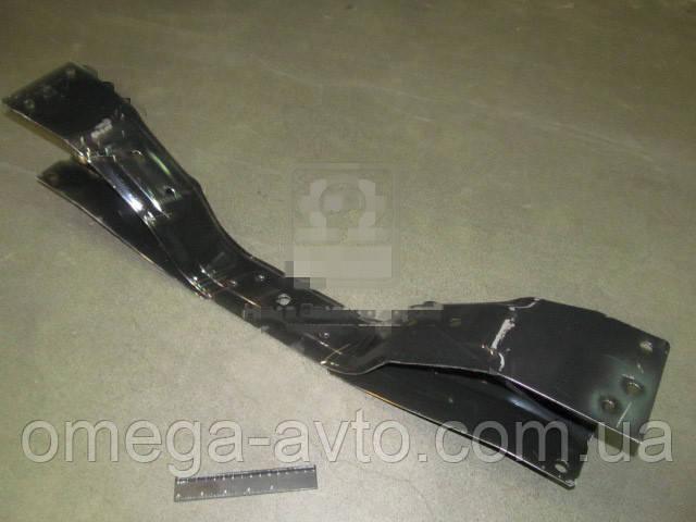 Поперечка підвіски двигуна ГАЗЕЛЬ 3302 передня (з ребрами) (Росія) 33021-2801380