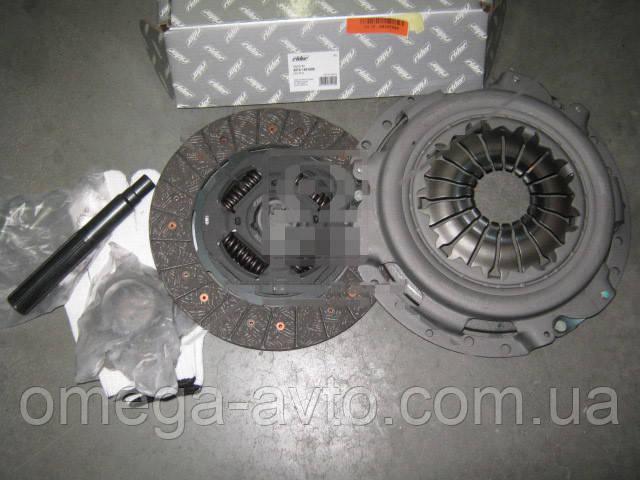Комплект сцепления ГАЗ дв.4215, 4216 (диск нажим.+вед.+подш.) (RIDER) 4216-1601000