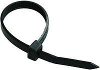 Хомут кабельный Хс 8mm х 300mm пластиковый черный Electro