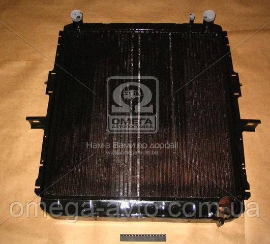 Радиатор охлаждения МАЗ 54325 (4-х рядный) (ШААЗ) 54325-1301010