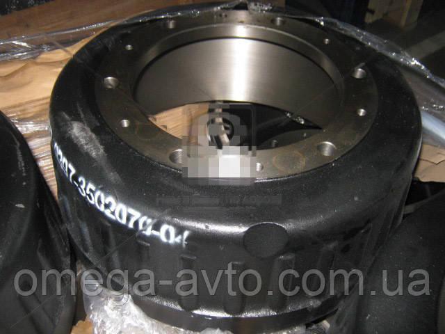 Барабан гальмівний напівпричепа МАЗ 6 шпильок (Rider) 9397-3502070-04