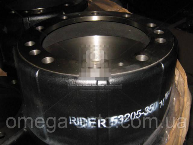 Барабан тормозной КамАЗ Евро (RIDER) 53205-3501070-04