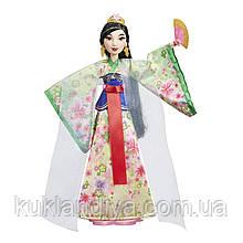 Коллекционная кукла Мулан Королевская серия