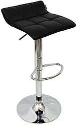 Высокий стул для макияжа 516 Black