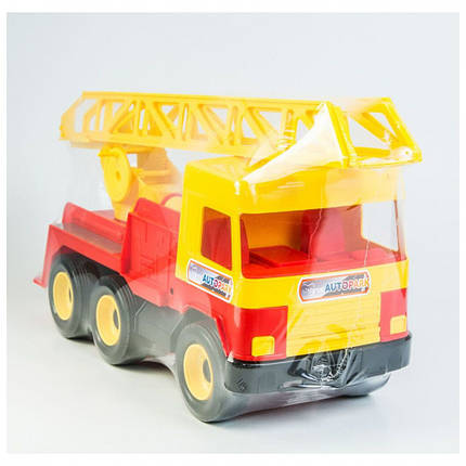 "Пожарная машина ""Middle truck"" 39225, фото 2"