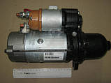 Стартер КАМАЗ АВТОБУСЫ, спецтехника Z=10 9КВТ (EURO2, EURO3) редукторный герметичный (БАТЭ) 5402-3708000-01, фото 2