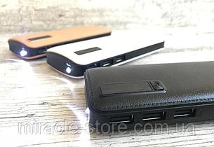 Внешний аккумулятор Power Bank Smart Tech 6000 mAh портативное зарядное устройство повербанк, фото 2