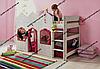 Кровать-чердак Дульсинея