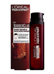 Гель для бороды и лица L'Oreal Men Expert Barber Club Moisturiser увлажняющий, 50 мл
