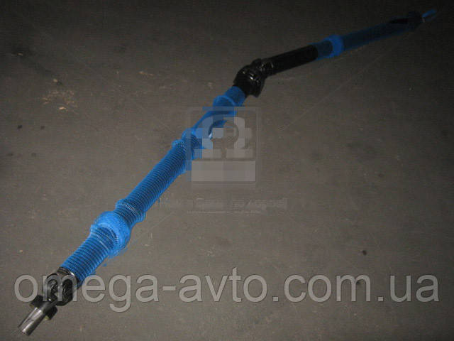 Вал карданный ГАЗ 330202, 330232 удлин. база (RIDER) 330202-2200010