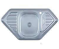 Мойка для кухни IMPERIAL 9550D полированная