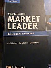 MARKET LEADER Upper--INTERMEDIATE BUSINESS Course Book new edition