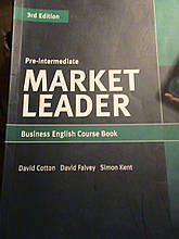 MARKET LEADER Pre-INTERMEDIATE BUSINESS Course Book