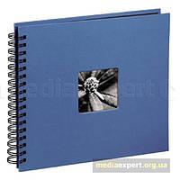 Альбом Hama Fine Art черные открытки 50 страниц синий (28x24 см)