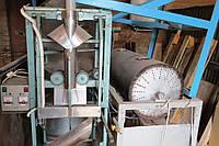 Оборудование жарки семечек: очиститель, газовая жаровня и упаковка семечек, фото 1