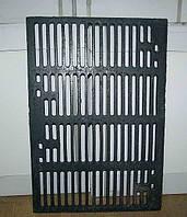 Карборундовая (карбид-кремниевая) плита 370*540*12 (80 отв)