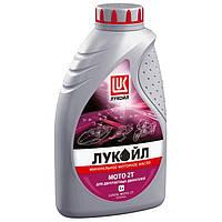 "Масло ""Лукойл"" МОТО-2Т  МГД14М   1л"