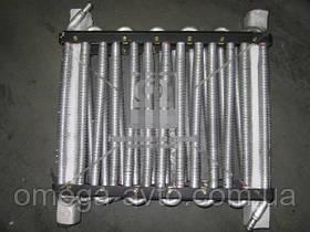 Радиатор масляный МТЗ 80, 82 (змеевик) (Дорожная карта) 245-1405010А-01