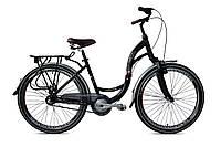 """Ardis VINTAGE CTB 26"""" черный женский городской велосипед, фото 1"""