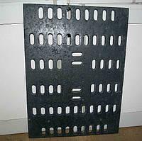 Карборундовая плита 370*500*12 (60 отв)