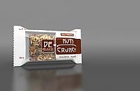 Зерновой батончик De-Nuts Crunch Nutrend