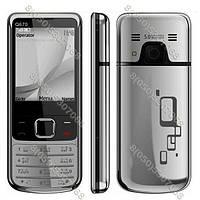 Мобильный телефон Q670 Nokia 6700 Silver (копия)