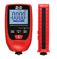 GM998 red толщиномер краски, Fe/NFe, до 1500 мкм, фото 7