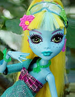 Кукла Monster High Лагуна Блю (Lagoona Blue) 13 Желаний Монстер Хай Школа монстров