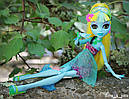Кукла Monster High Лагуна Блю (Lagoona Blue) 13 Желаний Монстер Хай Школа монстров, фото 4