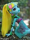 Кукла Monster High Лагуна Блю (Lagoona Blue) 13 Желаний Монстер Хай Школа монстров, фото 5