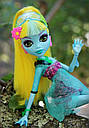 Кукла Monster High Лагуна Блю (Lagoona Blue) 13 Желаний Монстер Хай Школа монстров, фото 6