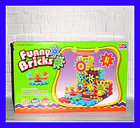 Конструктор детский Funny Bricks (Фанни Брикс), фото 1