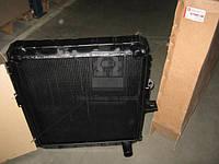 Радиатор охлаждения МАЗ 54325 (Дорожная карта). 54325-1301010-А
